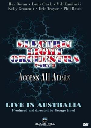 Rent Electric Light Orchestra: Access All Areas: Part 2 Online DVD Rental