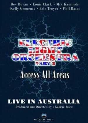 Rent Electric Light Orchestra: Access All Areas Online DVD Rental