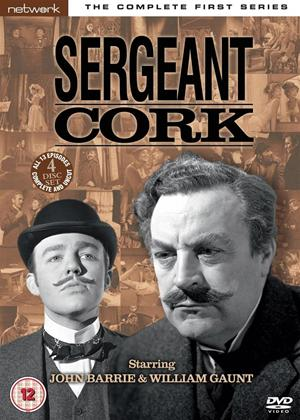 Rent Sergeant Cork: Series 1 Online DVD Rental