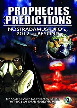 Rent Prophecies and Predictions: Nostradamus, UFO's, 2012 and Beyond Online DVD Rental