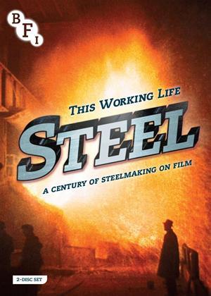 Rent Steel: A Century of Steelmaking on Film Online DVD Rental