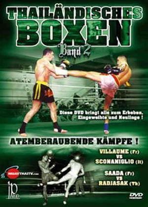 Rent Thai Boxing: Breathtaking Fights: Vol.2 Online DVD Rental