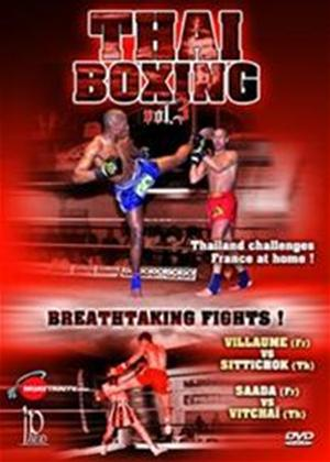 Rent Thai Boxing: Breathtaking Fights: Vol.3 Online DVD Rental