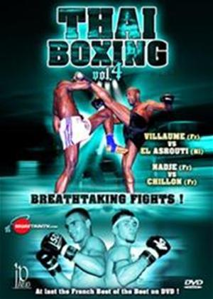 Rent Thai Boxing: Breathtaking Fights: Vol.4 Online DVD Rental