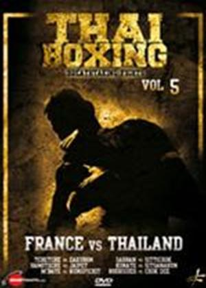 Rent Thai Boxing: Breathtaking Fights: Vol.5 Online DVD Rental