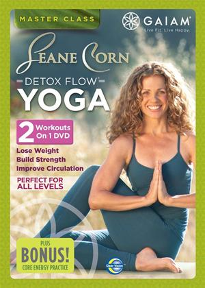 Rent Seane Corn: Detox Flow Yoga Online DVD Rental