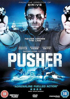 Rent Pusher Online DVD Rental