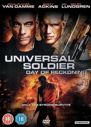 Rent Universal Soldier: Day of Reckoning Online DVD Rental