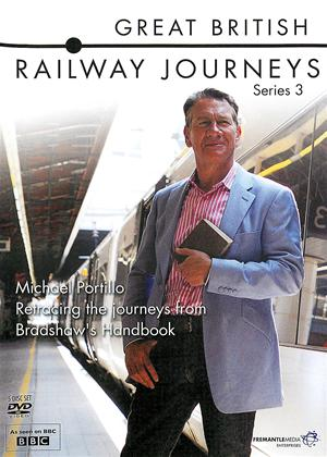 Rent Great British Railway Journeys: Series 3 Online DVD Rental