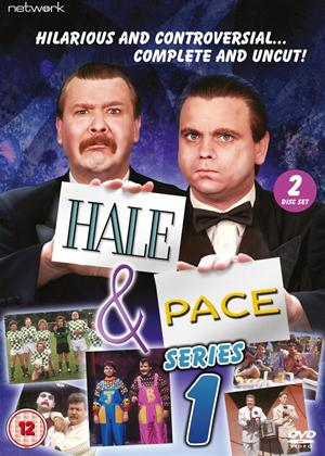 Rent Hale and Pace: Series 1 Online DVD Rental