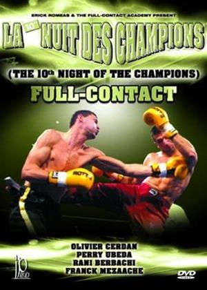 Rent Full Contact: The 10th Night of the Champions Online DVD Rental