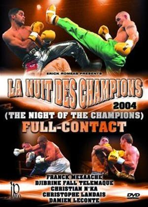 Rent Full Contact: The Night of the Champions (2004) Online DVD Rental