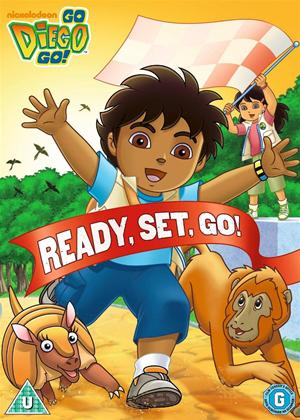 Rent Go Diego Go!: Ready, Set, Go Online DVD Rental