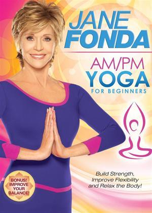 Rent Jane Fonda: AM/PM Yoga Online DVD Rental