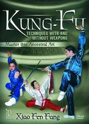Rent Kung Fu Techniques: With and Without Weapons Online DVD Rental