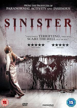 Rent Sinister Online DVD & Blu-ray Rental