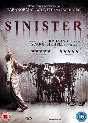 Sinister Online DVD Rental