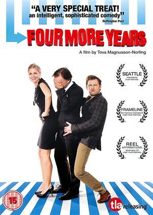 Rent Four More Years (aka Fyra år till) Online DVD Rental