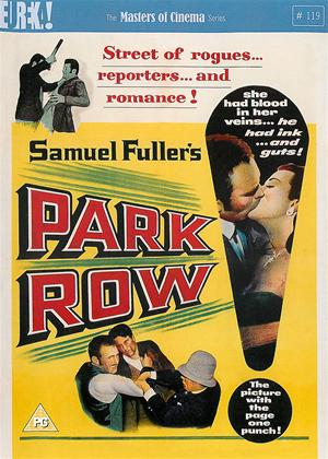 Rent Park Row Online DVD Rental