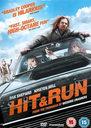 Rent Hit and Run Online DVD Rental