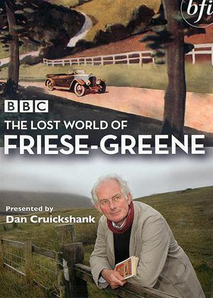 Rent The Lost World of Friese-Greene Online DVD Rental
