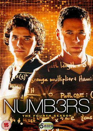 Rent Numb3rs (Numbers): Series 4 Online DVD Rental