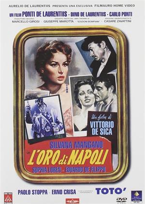 Rent Gold of Naples (aka L'Oro Di Napoli) Online DVD Rental