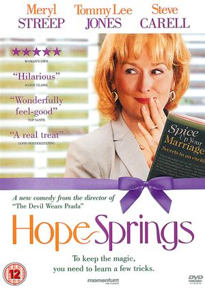 Rent Hope Springs Online DVD Rental