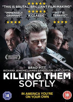 Rent Killing Them Softly Online DVD Rental