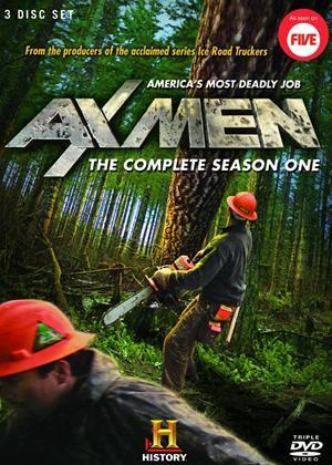 Rent Ax Men: Series 1 Online DVD Rental