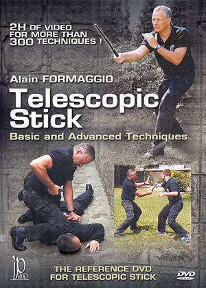 Rent Telescopic Stick: Basic and Advanced Techniques Online DVD Rental