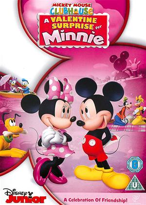 Rent Mickey Mouse Clubhouse: A Valentine Surprise for Minnie Online DVD Rental