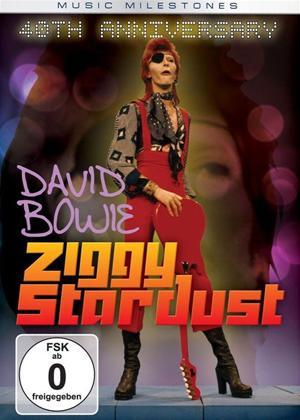 Rent David Bowie Ziggy Stardust: 40th Anniversary (aka David Bowie and the Story of Ziggy Stardust) Online DVD Rental