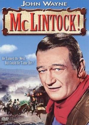 Rent McLintock! Online DVD Rental