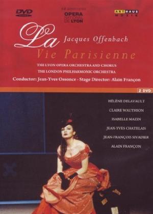 Rent La Vie Parisienne: Offenbach Online DVD Rental