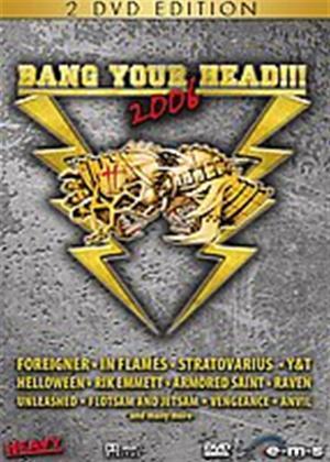 Rent Bang Your Head Festival 2006 Online DVD Rental