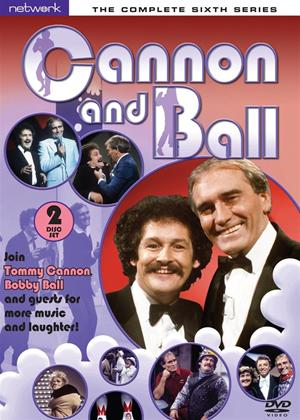 Rent Cannon and Ball: Series 6 Online DVD Rental