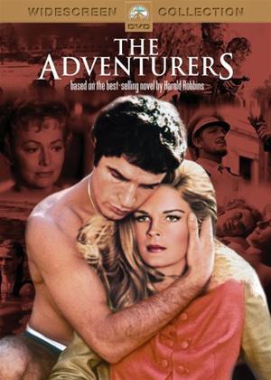 Rent The Adventurers Online DVD Rental