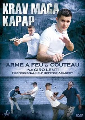Rent Defense against bare hands gun and knife (international expert C.Lenti) Online DVD Rental