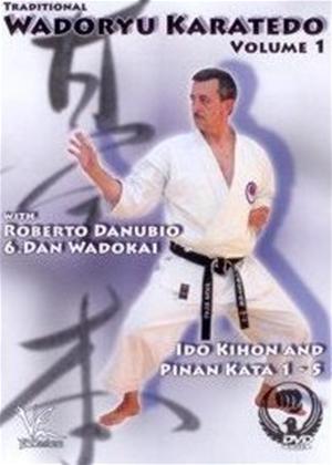 Rent Traditional Wadoryu Karate Do: Vol.1 Ido Kihon and Pinan Kata 1 to 5 Online DVD Rental