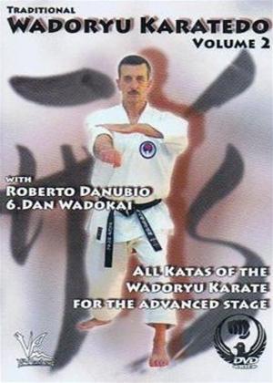 Rent Traditional Wadoryu Karate Do: Vol.2 All Katas of the Wadoryu Karate Online DVD Rental