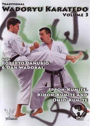Rent Traditional Wadoryu Karate Do: Vol.3 Kumite Online DVD Rental