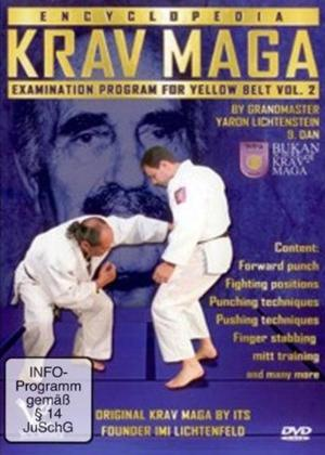 Rent Krav Maga Encyclopedia Examination Program for Yellow Belt: Vol.2 Online DVD Rental