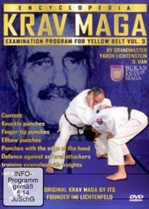 Rent Krav Maga Encyclopedia Examination Program for Yellow Belt: Vol.3 Online DVD Rental