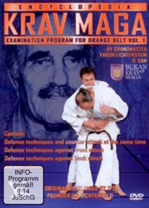 Rent Krav Maga Encyclopedia Examination Program for Orange Belt: Vol.1 Online DVD Rental
