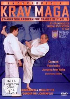 Rent Krav Maga Encyclopedia Examination Program for Orange Belt: Vol.2 Online DVD Rental
