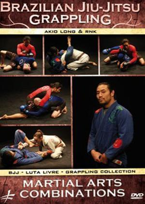 Rent JJB Grappling Luta Livre Collection with Akio: Vol.6 Online DVD Rental