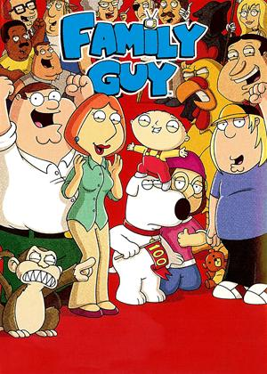 Family Guy Online DVD Rental