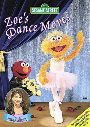 Rent Sesame Street: Elmocize and Zoes Dance Moves Online DVD Rental