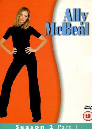 Rent Ally McBeal: Series 2: Part 1 Online DVD Rental